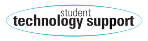 Student Technology Support Icon