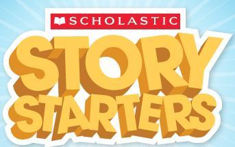 Scholastic Story Starters