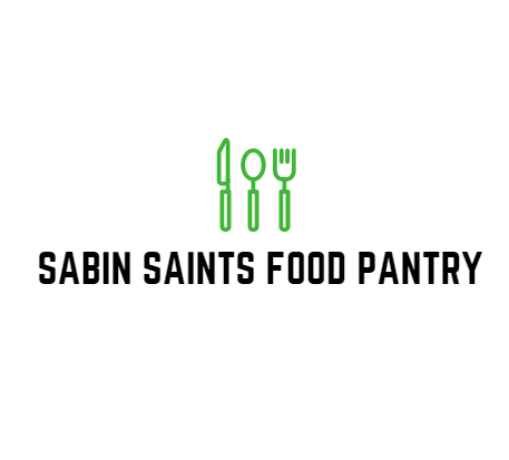 SABIN IS WORKING ON OPENING A FOOD PANTRY!