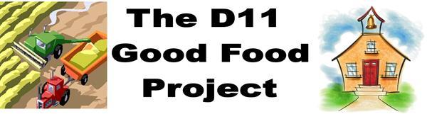 GOOD FOOD PROJECT
