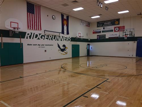 The Rudy Gym