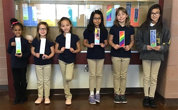 Bookmark Contest Winners!