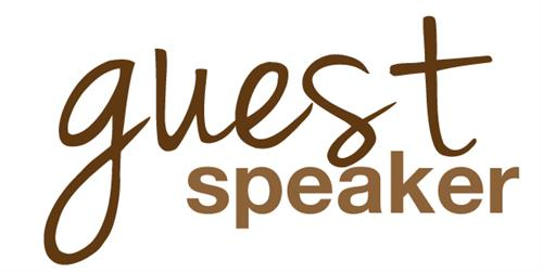 Volunteer Services / Could you be a Guest Speaker?