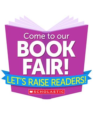 BOOK FAIR....Begins October 21st!!