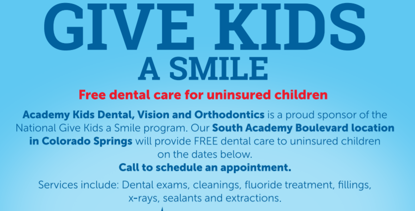 Free Dental Care - Academy Kids Dental, Vision and Orthodonitics