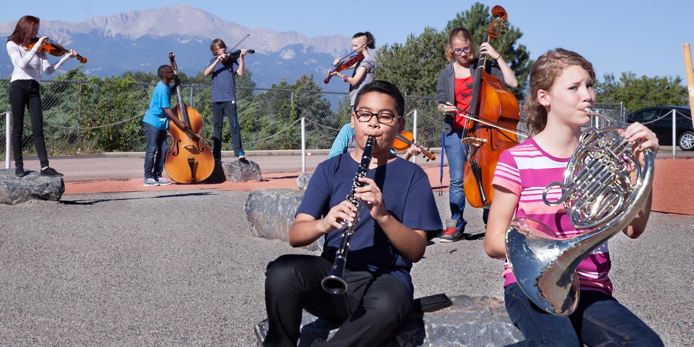 Colorado Springs School District 11 / Homepage