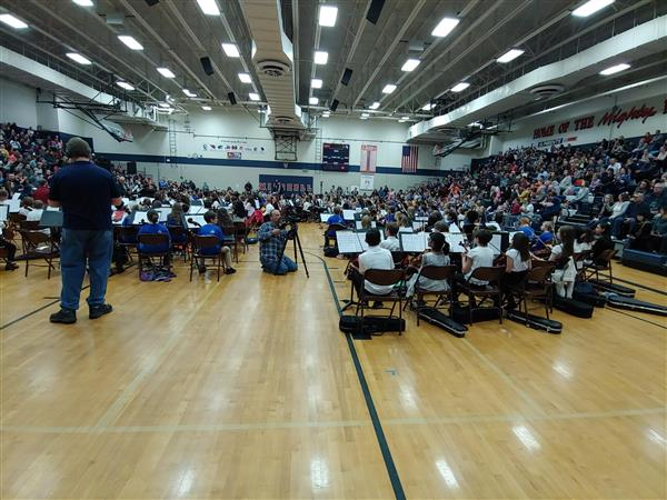 All District 11 Elementary Orchestra Festival