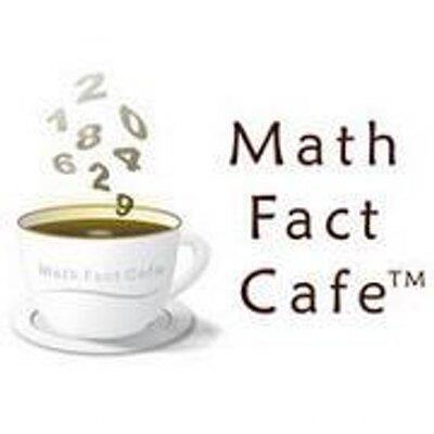 Math Fact Cafe