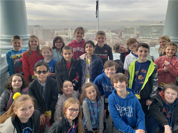 Stenholm Stars at the Capitol January 2020