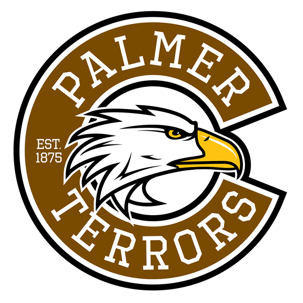 Palmer High School Terrors Logo