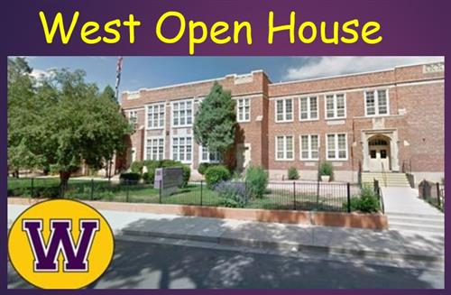 West MS Open House Video
