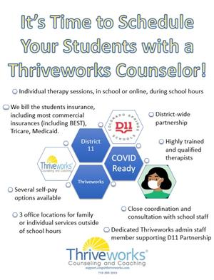 Thriveworks Information