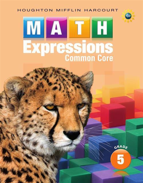 Math Expressions Grade 5