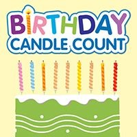 Birthday Candle Count