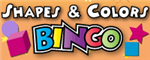 Shapes and Colors Bingo
